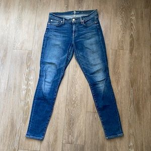 Skinny Jeans by 7 For All Man Kind